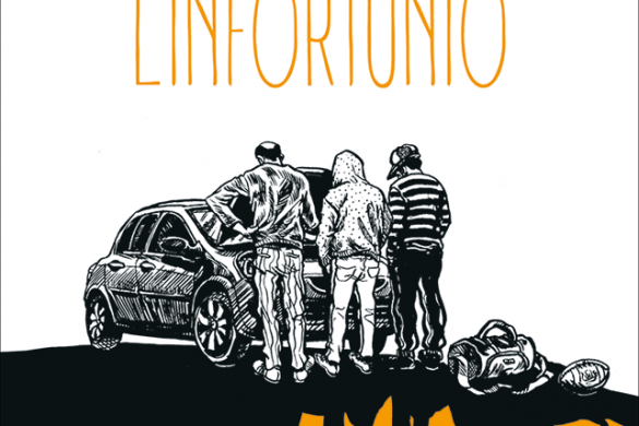 Chris Bachelder, L'infortunio, romanzo, Sur